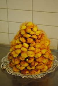 Our crouquembouche