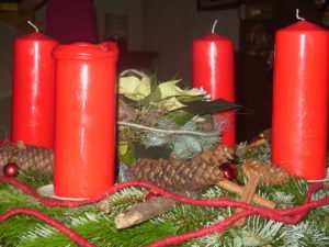 Advent's wreath